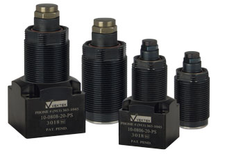 Vektek: Products: Hydraulic: Work Supports: Part Present Sensing